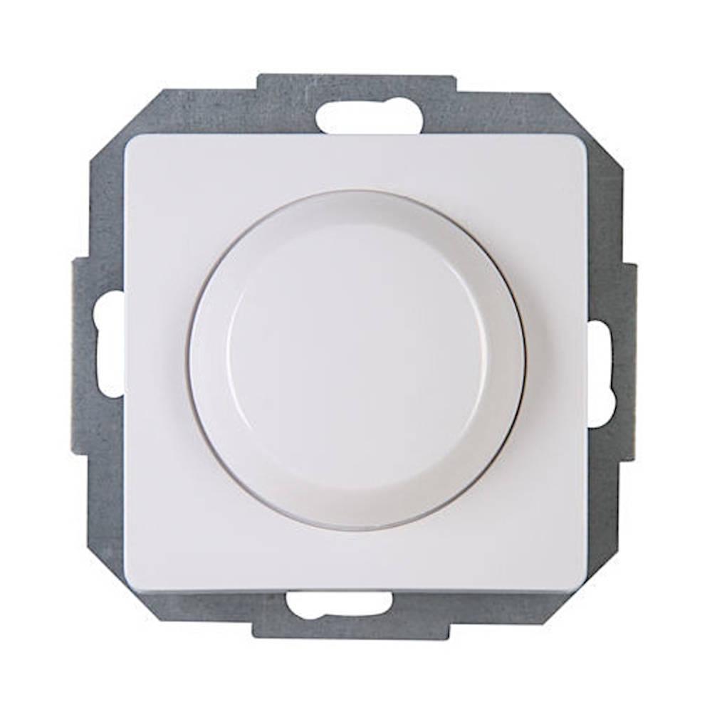 Kopp-PARIS-arktis-weiss-Antenne-Dimmer-Rahmen-Schalter-Steckdosen-Taster-TAE-UAE